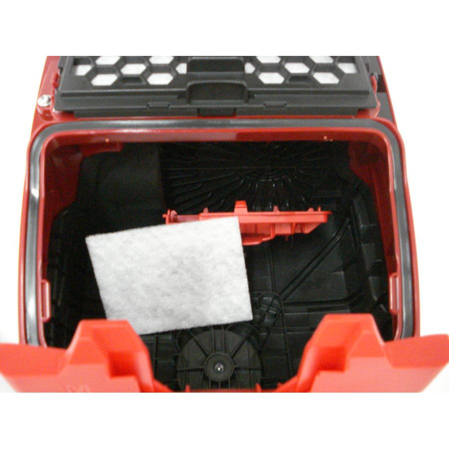 Miele Compact C2 Ecoline - Filtre entrée moteur sorti