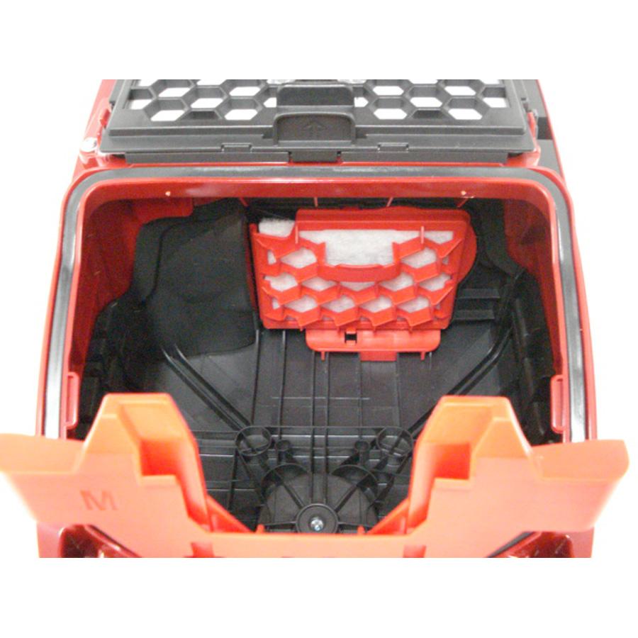 Miele Compact C2 Ecoline - Filtre entrée moteur