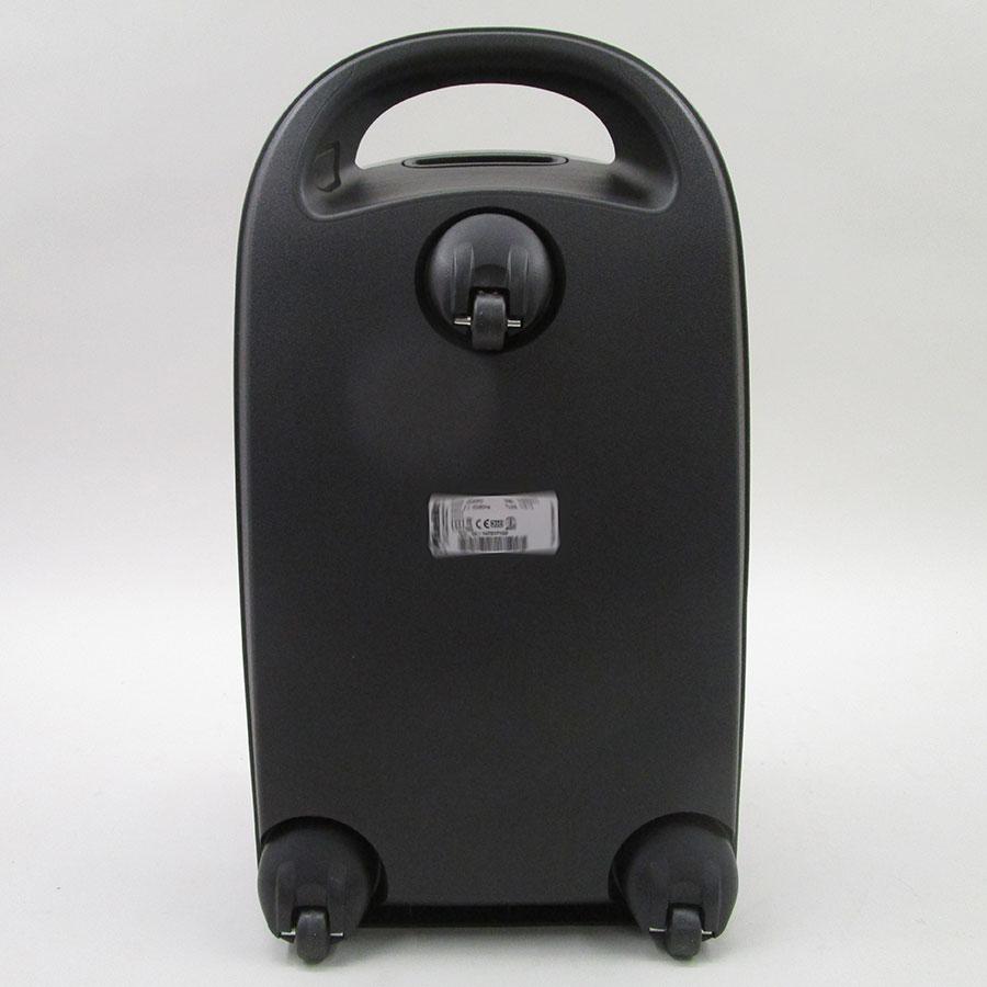 Miele Compact C2 Hardfloor Ecoline SDRP3 - Roulettes pivotantes à 360°