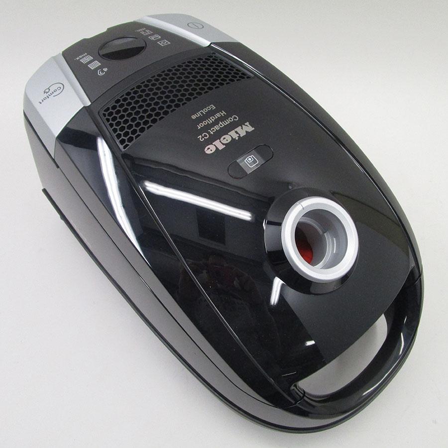 Miele Compact C2 Hardfloor Ecoline SDRP3 - Corps de l'aspirateur sans accessoires