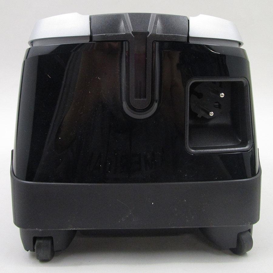 Miele Compact C2 Hardfloor Ecoline SDRP3 - Fixe tube arrière et sortie de câble