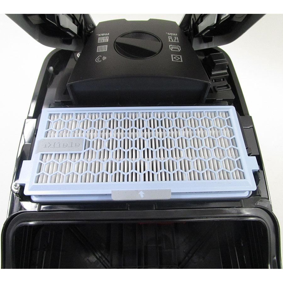 Miele Compact C2 Hardfloor Ecoline SDRP3 - Filtre sortie moteur