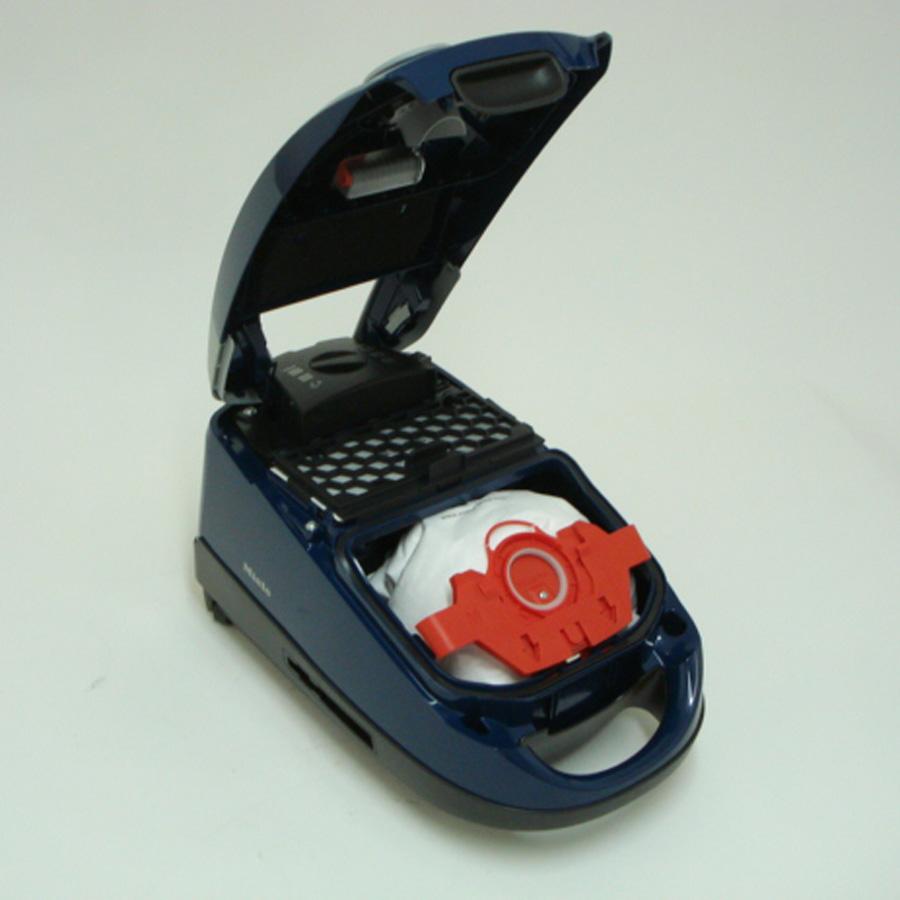 Miele Compact C2 PowerLine - Compartiment à sac ouvert