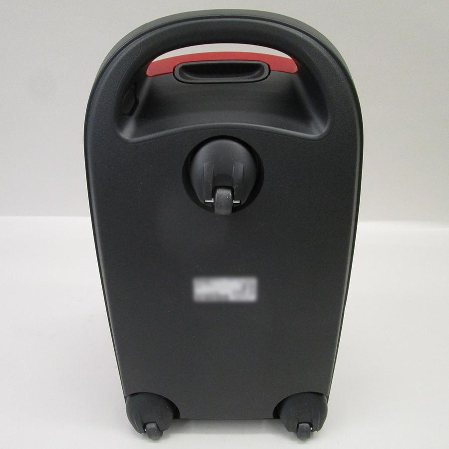 Miele Compact C2 Rouge EcoLine SDAP4 - Roulette pivotante à 360°