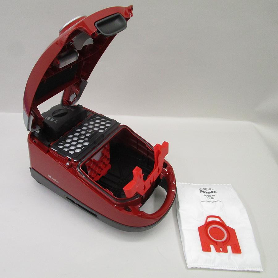 Miele Compact C2 Rouge EcoLine SDAP4 - Sac à poussières