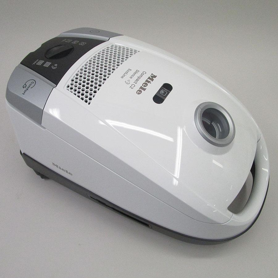 Miele Compact C2 Silence EcoLine SDRK3 - Corps de l'aspirateur sans accessoires