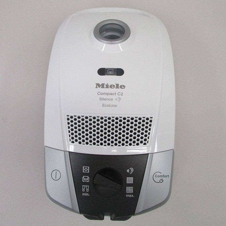 Miele Compact C2 Silence EcoLine SDRK3 - Vue de dessus