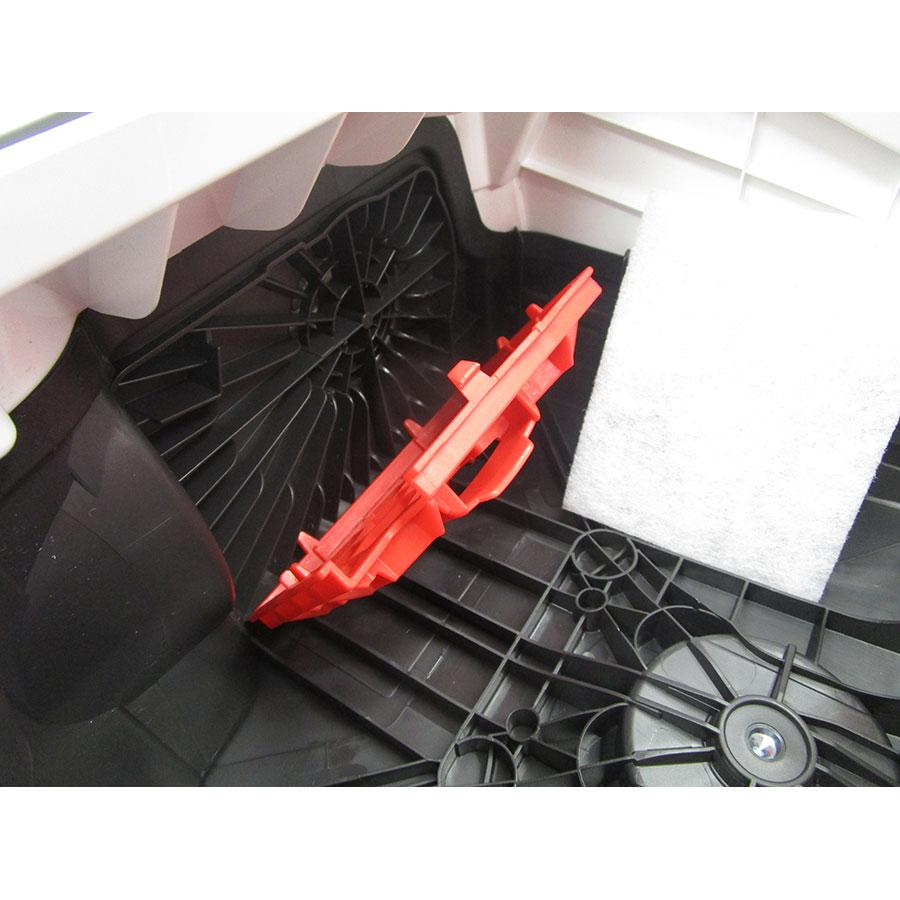 Miele Compact C2 Silence EcoLine SDRK3 - Filtre entrée moteur sorti