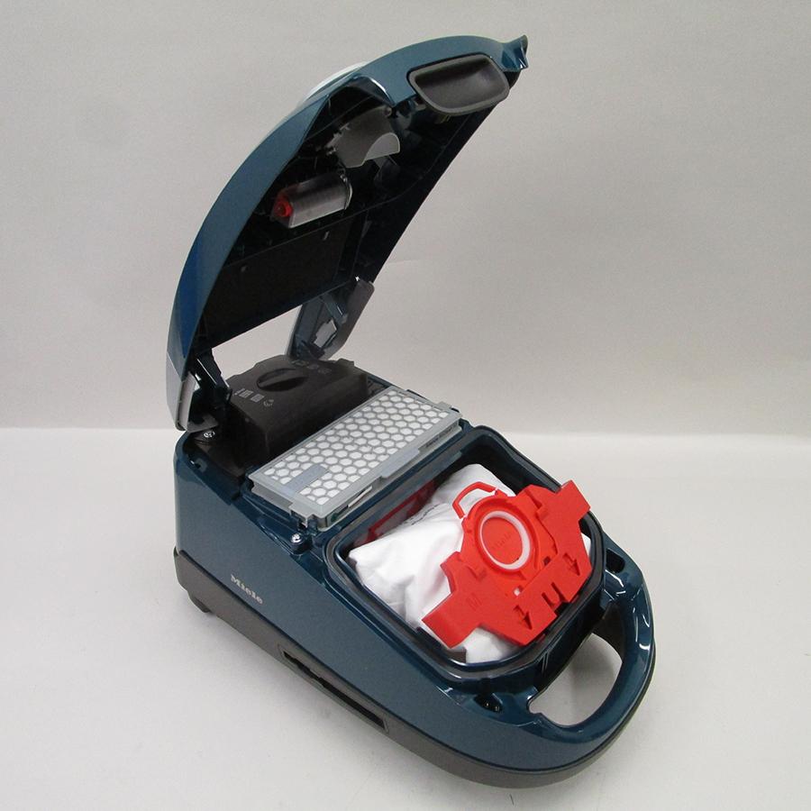 Miele Compact C2 Silence EcoLine SDRK4 - Compartiment à sac ouvert