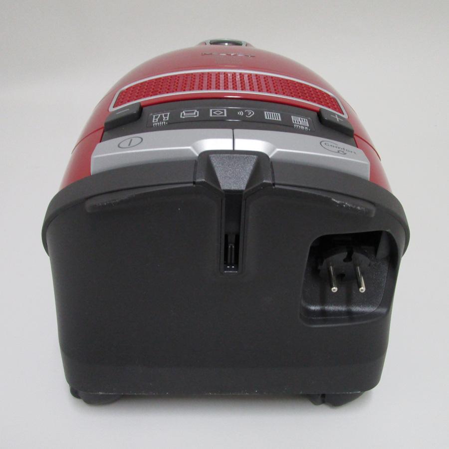 Miele Complete C3 Electro EcoLine - Fixe tube arrière et sortie de câble