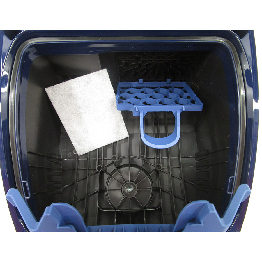 Miele Complete C3 Excellence Ecoline SGSP3 - Filtre entrée moteur sorti