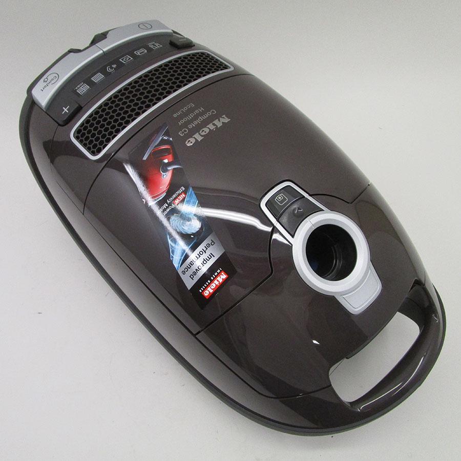 Miele Complete C3 Hardfloor Ecoline SGSP3 - Corps de l'aspirateur sans accessoires
