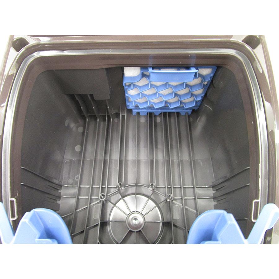 Miele Complete C3 Hardfloor Ecoline SGSP3 - Filtre entrée moteur