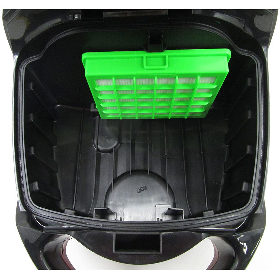 Moulinex MO2669PA City Space - Filtre entrée moteur