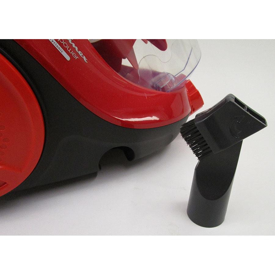 Moulinex MO2913PA Swift Power Cyclonic - Accessoire livré avec l'appareil