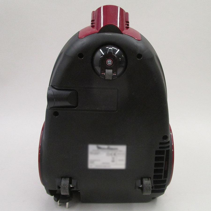 Moulinex MO2923PA Swift Power Cyclonic - Roulette pivotante à 360°