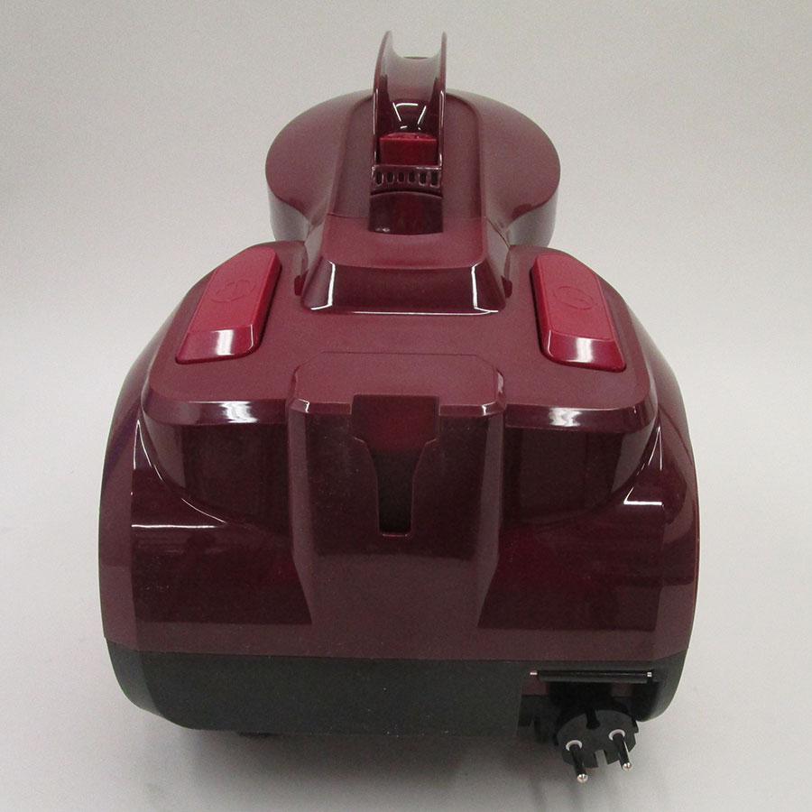 Moulinex MO2923PA Swift Power Cyclonic - Fixe tube arrière et sortie de câble