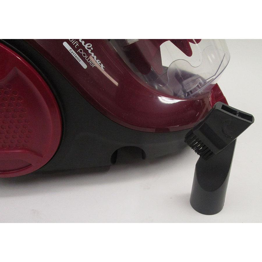 Moulinex MO2923PA Swift Power Cyclonic - Accessoire livré avec l'appareil