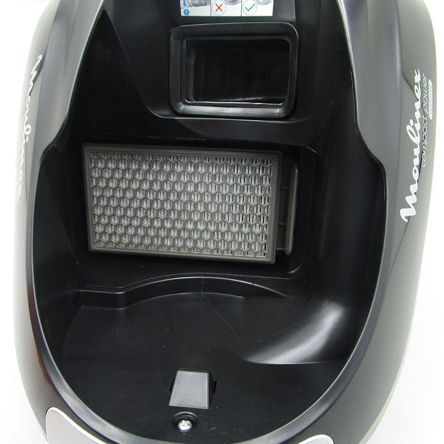 Moulinex MO3723PA Compact Power Cyclonic - Filtre sortie moteur