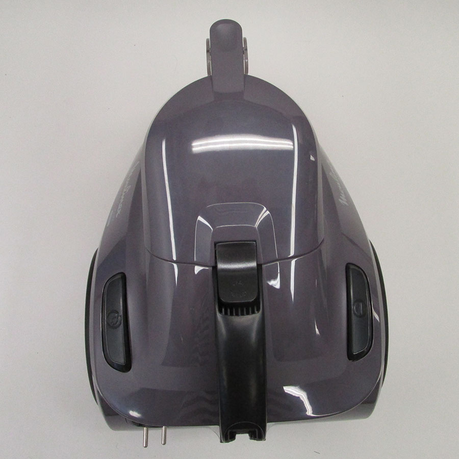Moulinex MO3736PA Compact Power cyclonic parquet - Vue de dessus