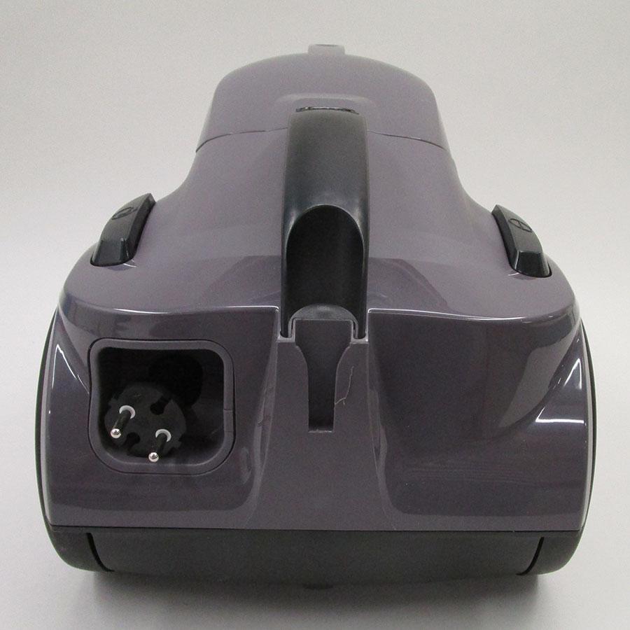 Moulinex MO3736PA Compact Power cyclonic parquet - Fixe tube arrière et sortie de câble