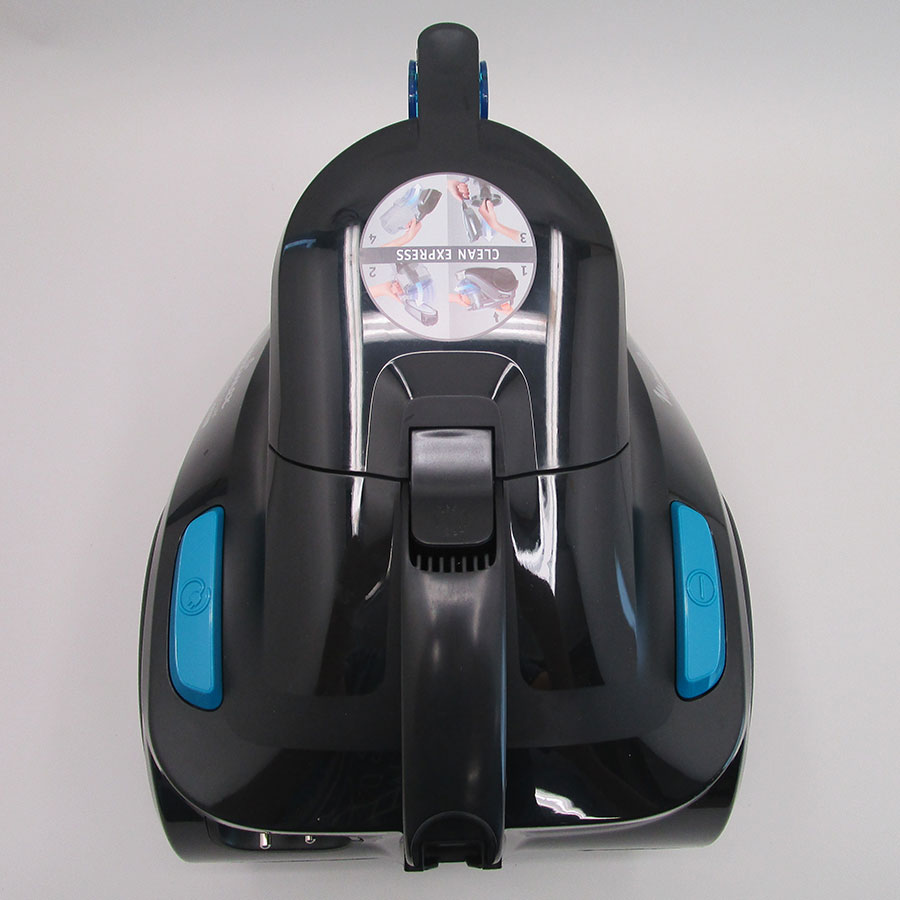 Moulinex MO3751PA Compact Power Cyclonic - Vue de dessus