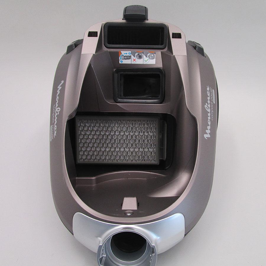 Moulinex MO3786PA Compact Power Cyclonic - Filtre sortie moteur