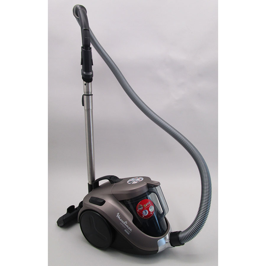 Aspirateur sans sac Moulinex MO3786PA COMPACT POWER CYCLONIC