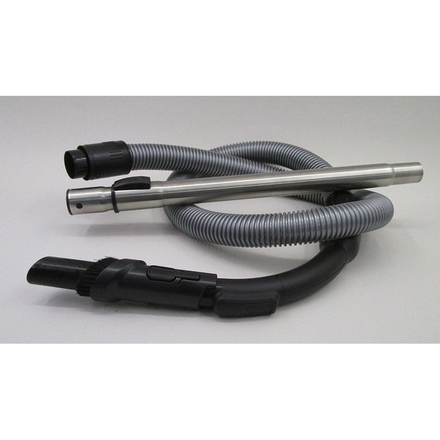 Moulinex MO3927PA Compact Power - Flexible et tube métal télescopique