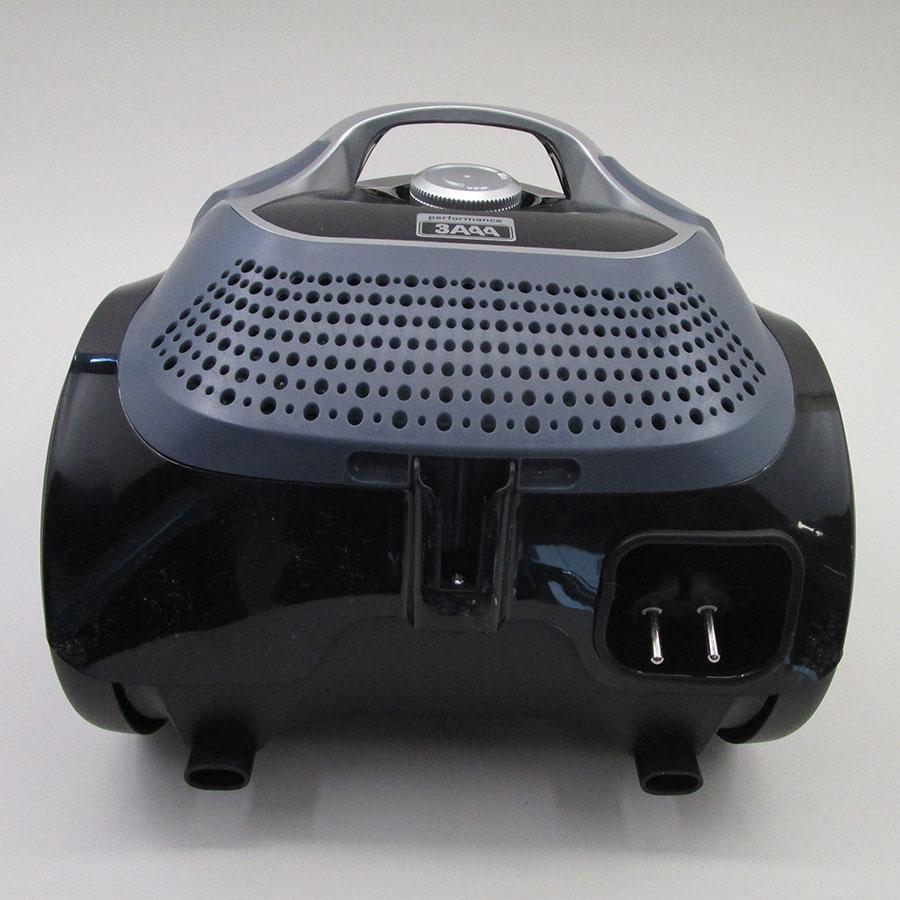 Moulinex MO3985PA Compact Power Animal Care - Fixe tube arrière et sortie de câble