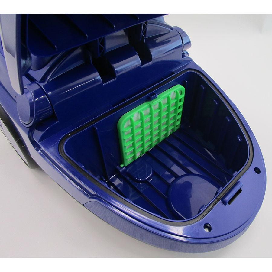 Moulinex MO5231PA Compacteo Ergo - Filtre entrée moteur