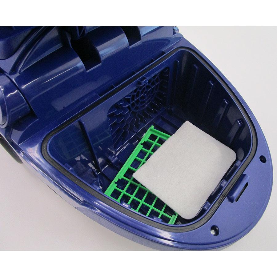 Moulinex MO5231PA Compacteo Ergo - Filtre entrée moteur sorti