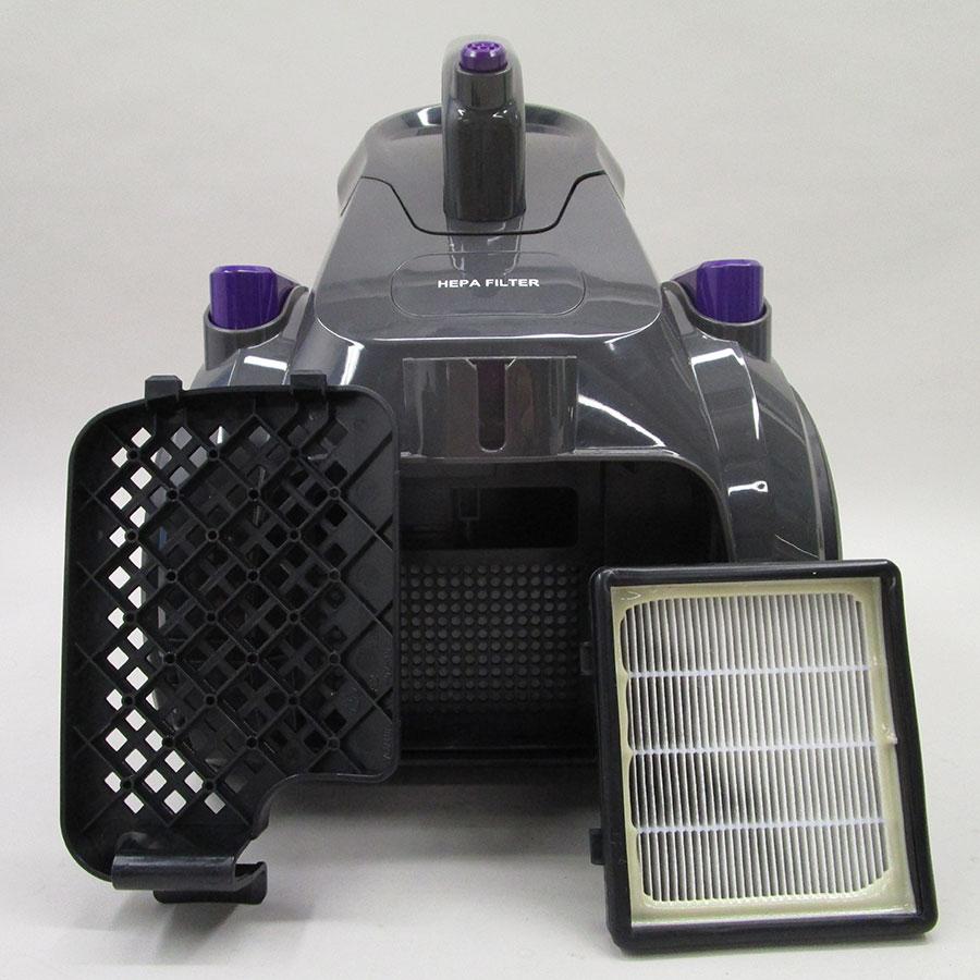 Proline (Darty) VCBLMULTIC - Filtre sortie moteur sorti