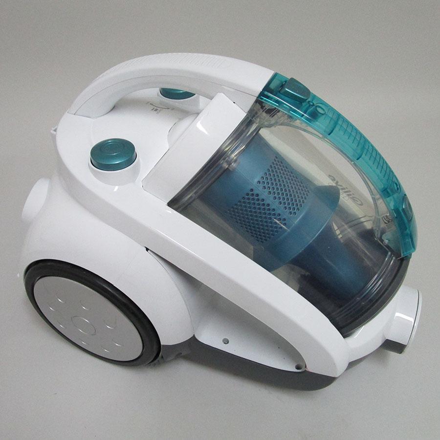 Qilive (Auchan) Q.5550 855386 CS-T4002AE-7 - Corps de l'aspirateur sans accessoires