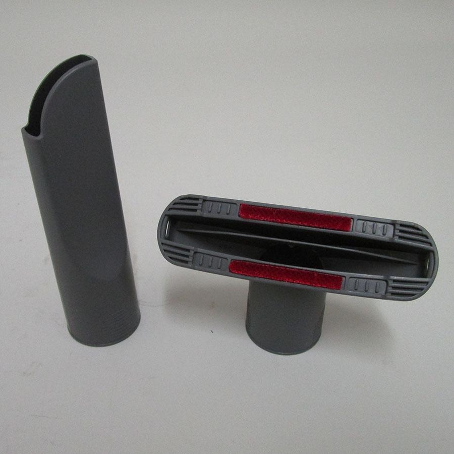 Qilive (Auchan) Q.5550 855386 CS-T4002AE-7 - Accessoires livrés avec l'appareil