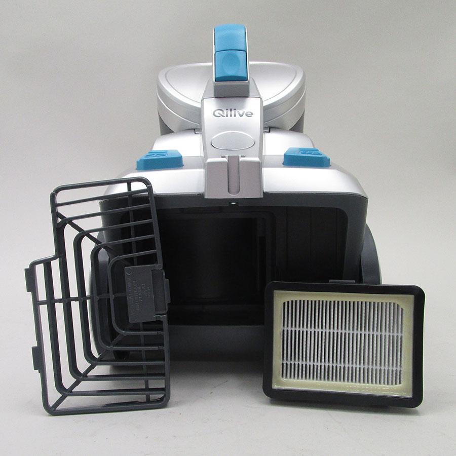 Qilive (Auchan) Q.5775/870641/VCS38A13L-90 - Filtre sortie moteur sorti