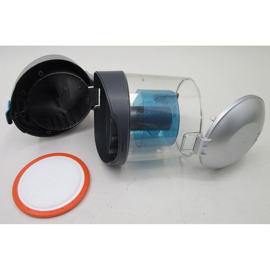 Qilive (Auchan) Q.5775/870641/VCS38A13L-90 - Réservoir à poussières avec son filtre
