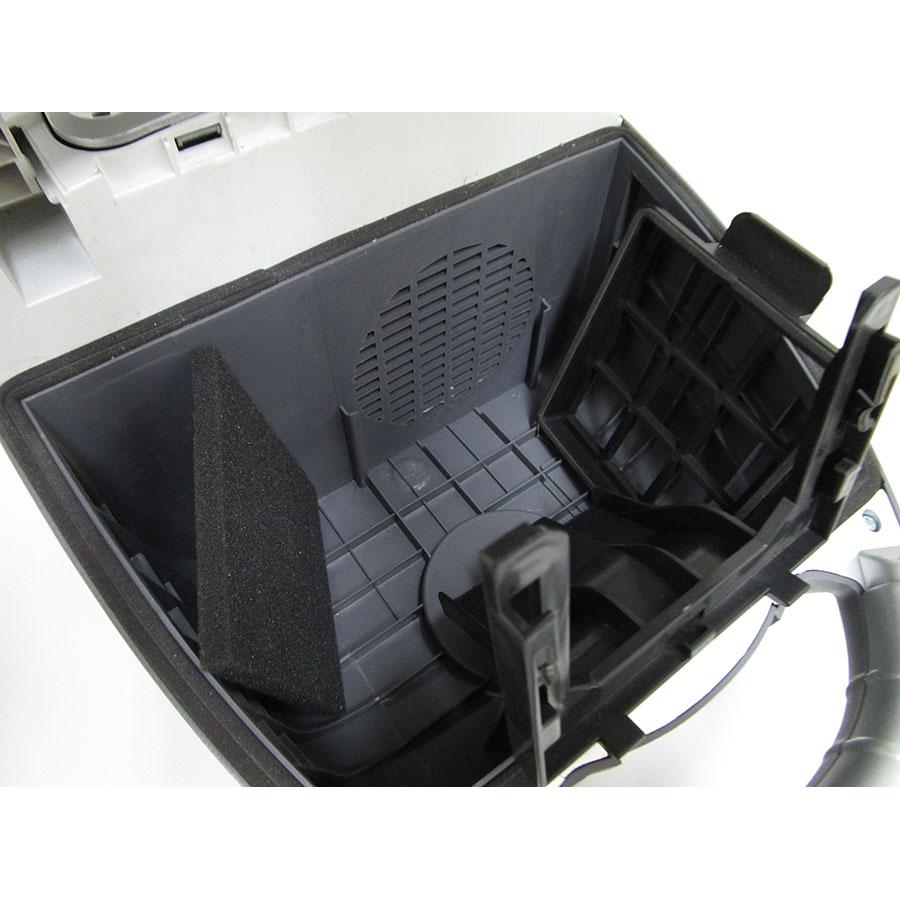Qilive (Auchan) Q.5874 855385 CS-H4201-7 - Filtre entrée moteur sorti