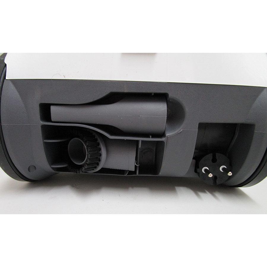 Qilive (Auchan) Q.5874 855385 CS-H4201-7 - Compartiment de rangement des accessoires