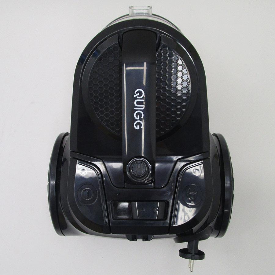 Quigg (Aldi) MD16895 - Vue de dessus