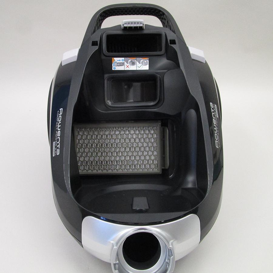 Rowenta RO4825EA Compact Power XXL  - Filtre sortie moteur