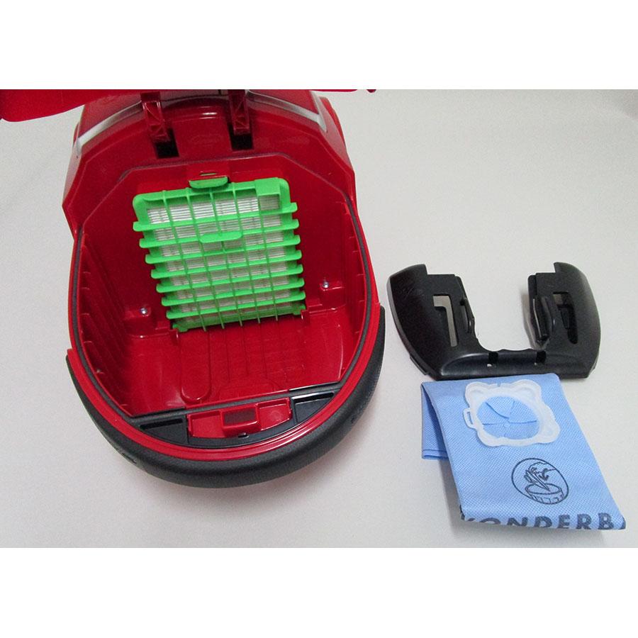 Rowenta RO5423EA X-Trem power - Sac à poussières