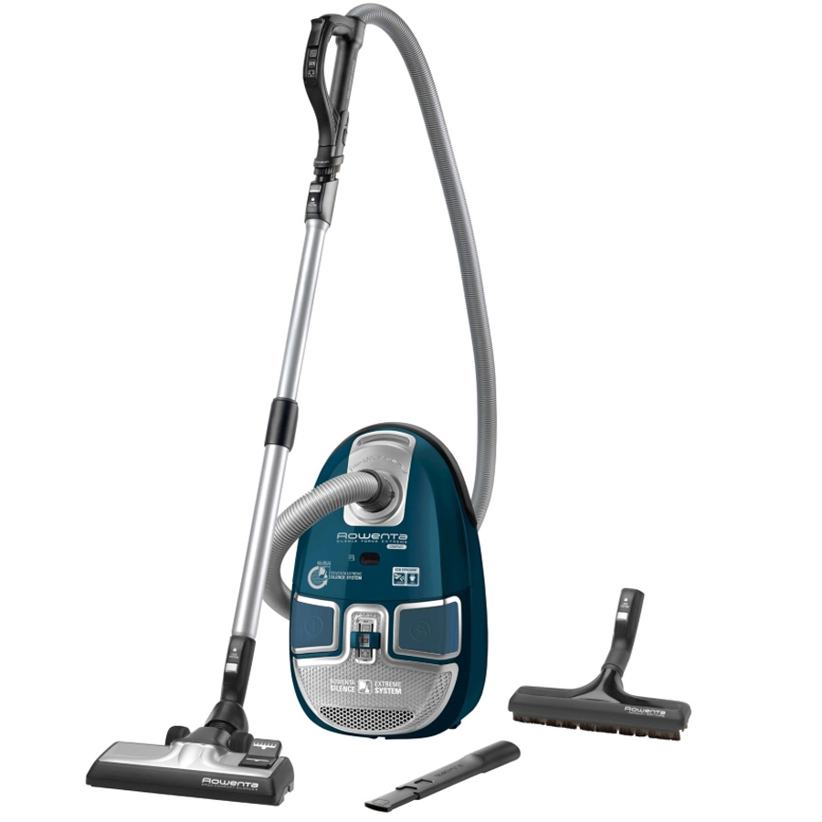 Test rowenta ro5761ea silence force extreme compact for Aspirateur independant
