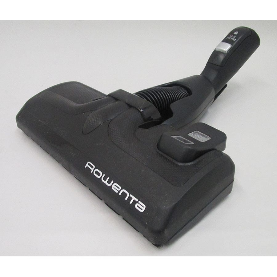 Rowenta RO6327EA Silence Force Compact 4A - Brosse universelle : sols durs et moquettes