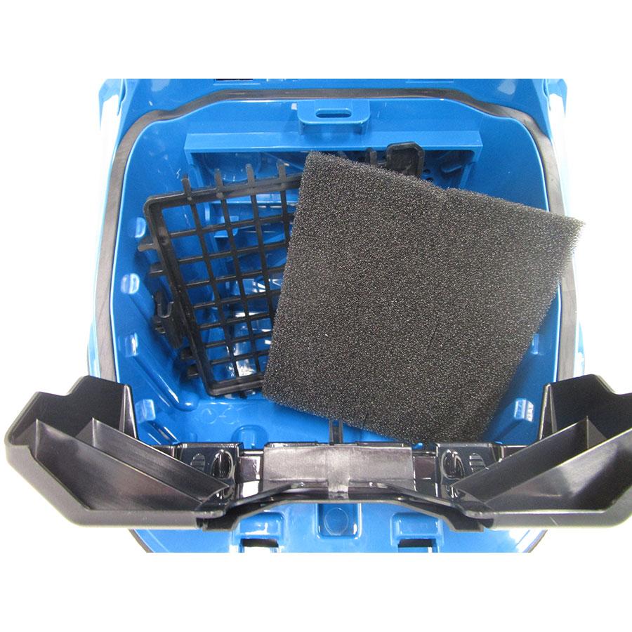 Rowenta RO6331EA Silence Force Compact 4A - Filtre entrée moteur sorti
