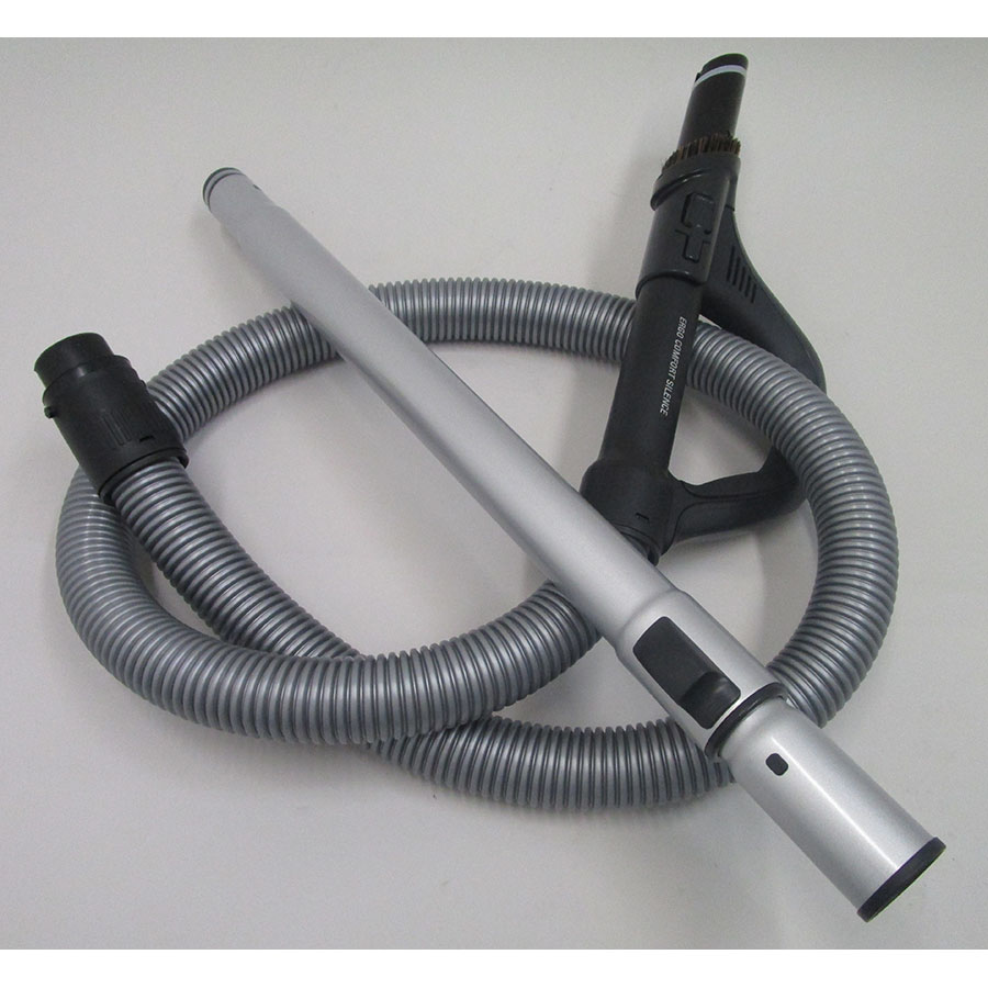 Rowenta RO6331EA Silence Force Compact 4A - Flexible et tube métal télescopique