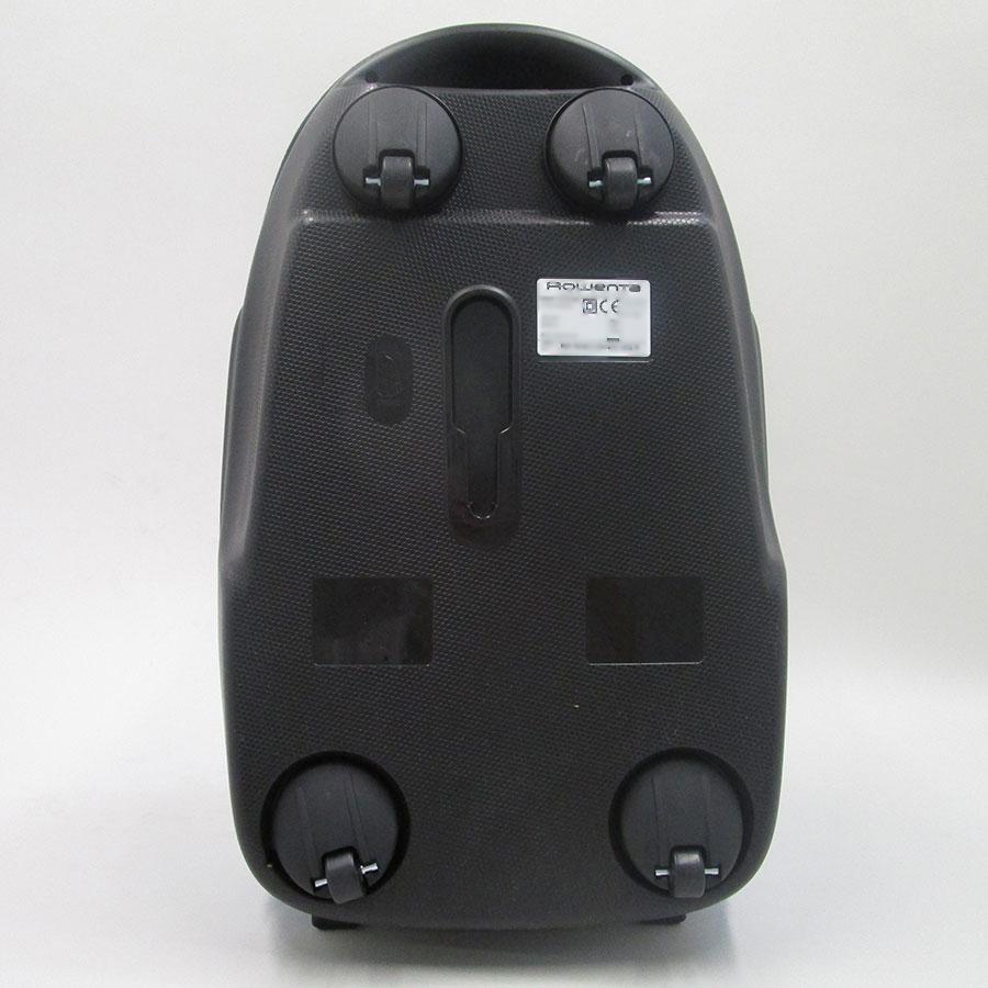Rowenta RO6331EA Silence Force Compact 4A - Roulettes pivotantes à 360°
