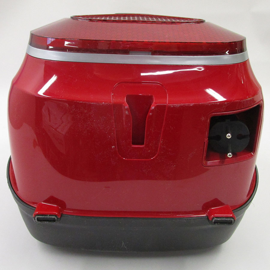 Rowenta RO6373EA Silence Force Compact 4A+AAA Home & Car Pro - Fixe tube arrière et sortie de câble