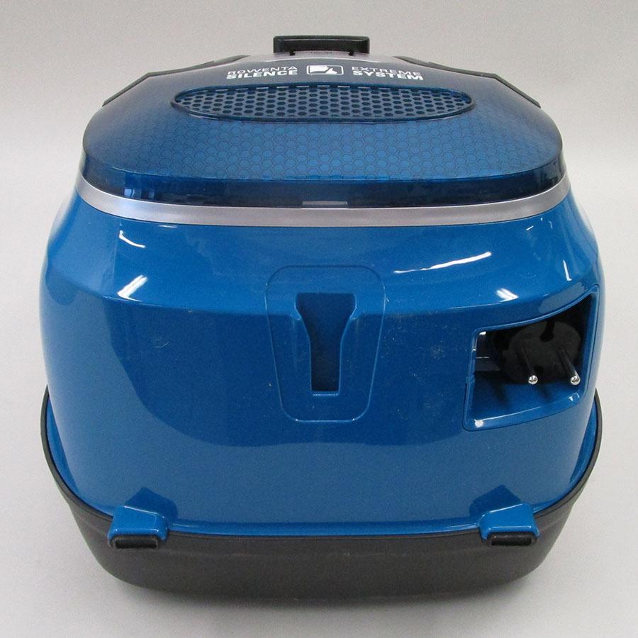 Rowenta RO6381EA Silence Force Compact 4A+AAA Home & Car Pro - Fixe tube arrière et sortie de câble
