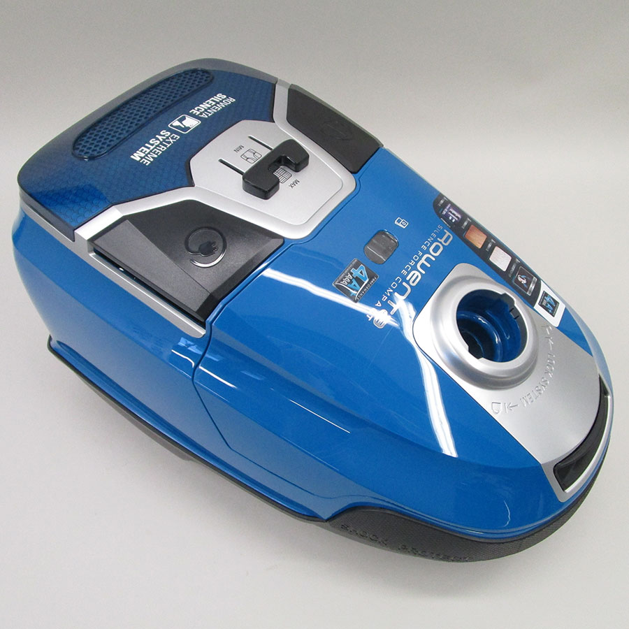 Rowenta RO6381EA Silence Force Compact 4A+AAA Home & Car Pro - Corps de l'aspirateur sans accessoires